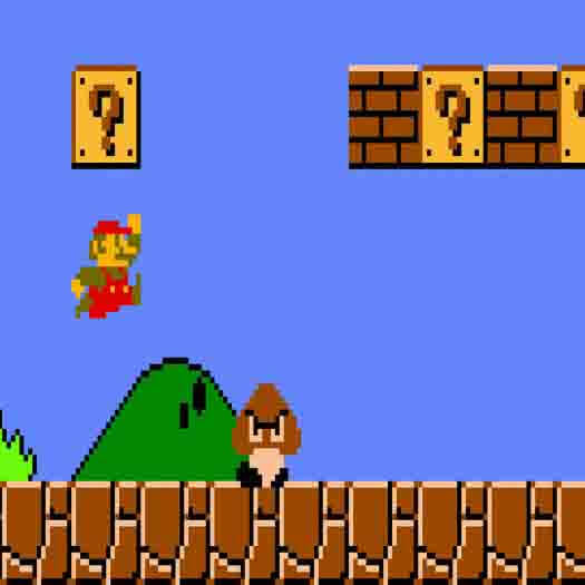 Mario with Level Editor
