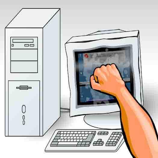 Smash Your Computer